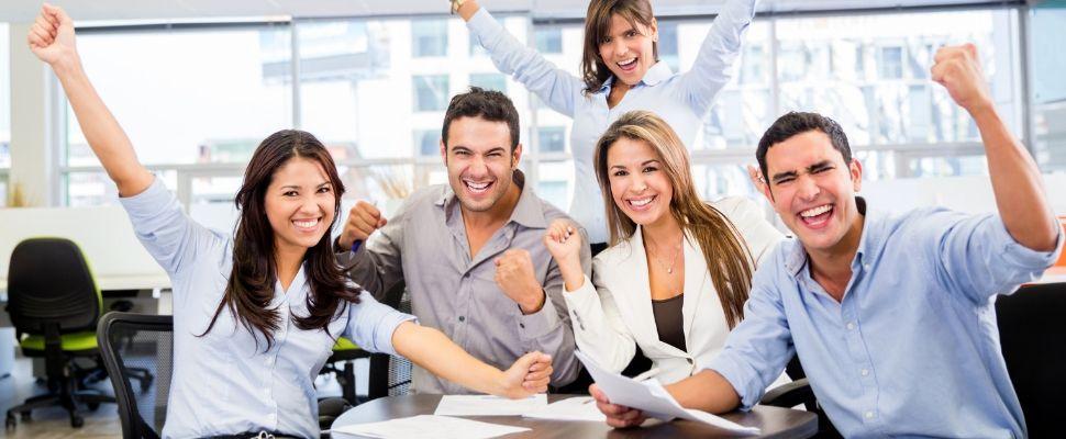 Come avere successo al lavoro ed essere felice (anche se non lo ami del tutto)